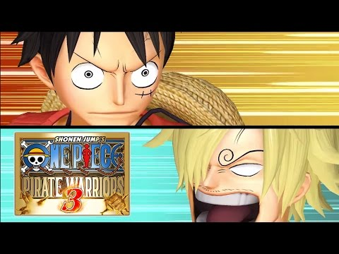 One Piece: Pirate Warriors 3 - E3 2015 Trailer thumbnail
