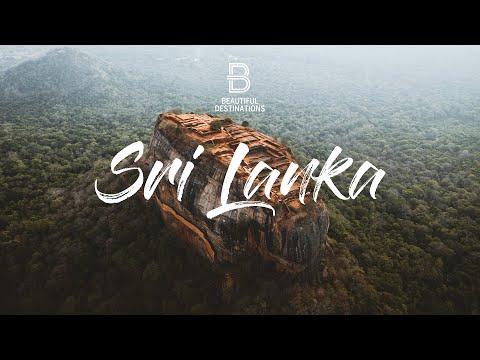 סרטון טיולים מרהיב של מקומות ואנשים בסרי לנקה