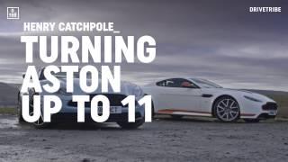 Aston Martin DB11 vs Aston Martin V12 Vantage S Manual