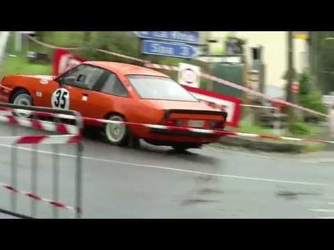 Maxime Hebrant: Opel Manta i240 - Montée historique du Maquisard 2014