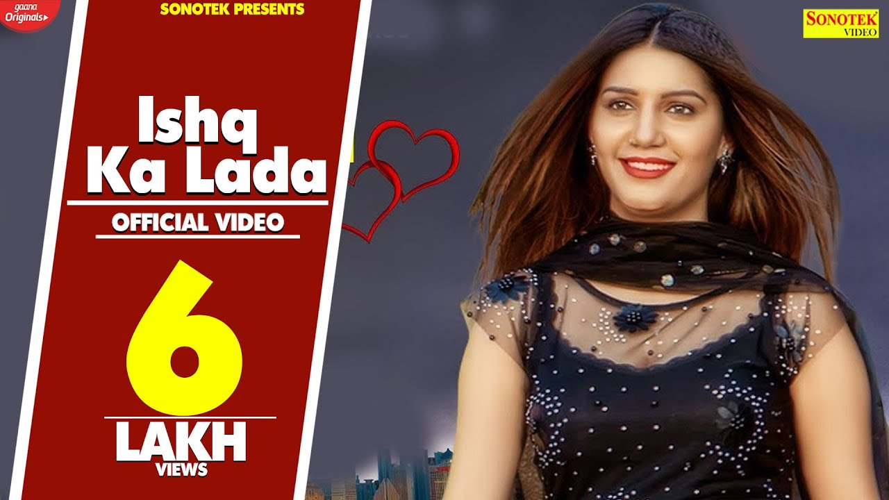 SAPNA Chaudhary   Ishq Ka Lada   Aakash Vats   Vishavjeet Choudhary   New Haryanvi Songs 2020 Video,Mp3 Free Download