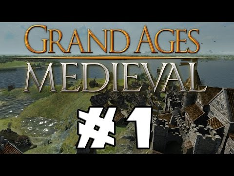 Gameplay de Grand Ages: Medieval