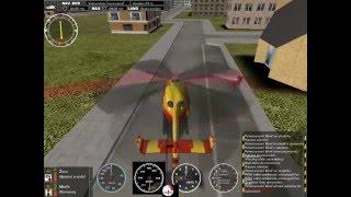 Medicopter117   Autonehoda ve městě mise 7