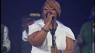 Anita Wilson - Speechless (LIVE)