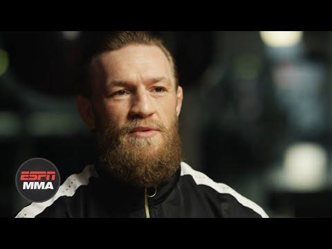 Conor McGregor explains decision to fight Donald Cerrone at 170 | UFC 246 | ESPN MMA