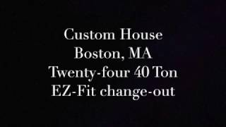 United CoolAir - Minimizing Install Time & Costs @ Custom House Boston