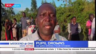 8-year-old drowns in River Migori as swimming expedition turns tragic