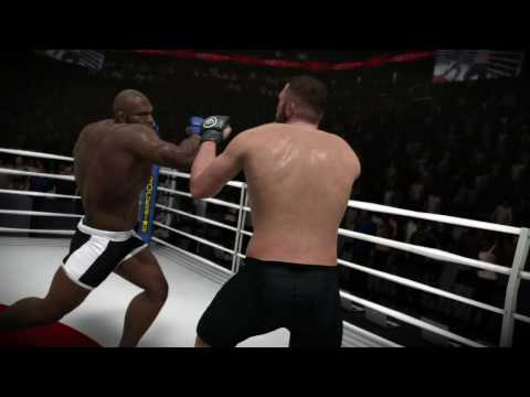 Видео № 0 из игры EA SPORTS MMA [X360]