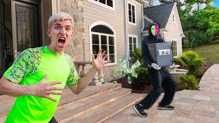 MYSTERY SPY STEALS $1 MILLION DOLLAR SAFE from SHARER FAM HOUSE!! ($10,000 Challenge Paused)