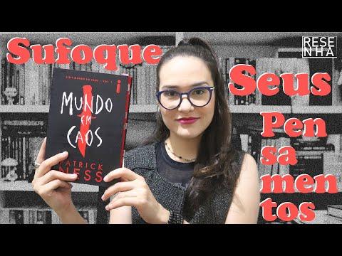 MUNDO EM CAOS | PATRICK NESS | INTRINSECA | RESENHA - DIA DE LIVRO