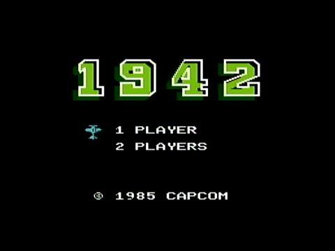 1942 nes game genie codes