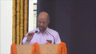 Adharshila2016 Inauguration  At SMS Varanasi