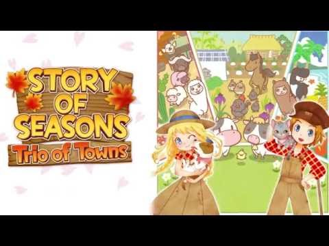 Story of Seasons: Trio of Towns - E3 2016 Trailer thumbnail