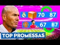 FIFA 20: TOP MAIORES PROMESSAS DO MODO CARREIRA!