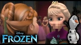 FROZEN (CENSORED!)