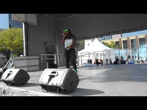 Cariwest Performance (Louena Harmon33y LIVE Edmonton,AB Part1)