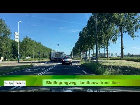 Niemand gebruikt landbouwstrook Biddinringweg, dus die kan er net zo goed uit