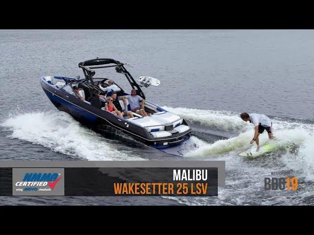Boat Buyers Guide: 2019 Malibu Wakesetter 25 LSV