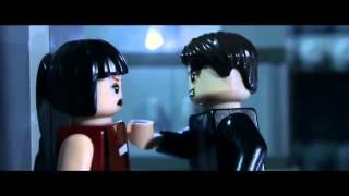 リーアム・ニーソンがLEGOになった!?映画『フライト・ゲーム』LEGO版予告