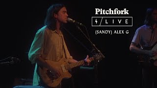 (Sandy) Alex G @ Music Hall Of Williamsburg | Full Set | Pitchfork Live