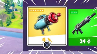 New SECRET WEAPON is NOW in the Fortnite!