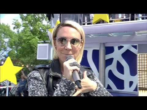 Kate Ryan - Ella Elle L'a - ZDF Fernsehgarten 14.05.2017