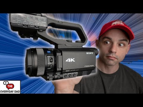 Sony NX80!  The Camera That LITERALLY Does Everything!