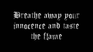 Stained Angel - Breathe The Fire (Final) (Lyrics)