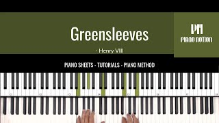 Greensleeves | Dorian
