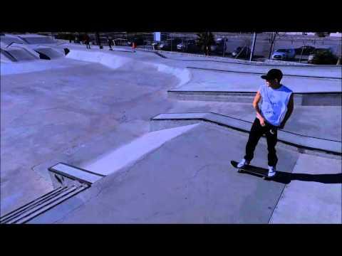 Skate Park Montage (Las Cruces, NM)
