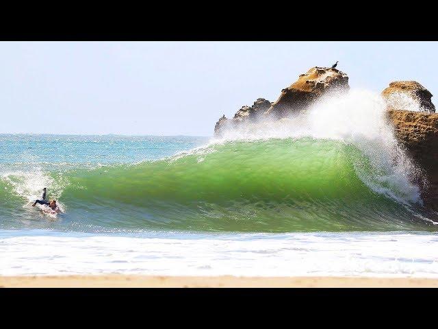 SURF Y DIVERSIÓN EN SANTA CRUZ – Jamie O'Brien