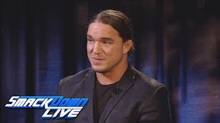 Chad Gable reacts to Jason Jordan's shocking news: SmackDown LIVE, July 18, 2017
