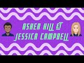 Asher Hill and Jessica Campbell Full Interview