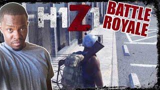 WHAAAAAAT!!!  - H1Z1 Battle Royale Gameplay