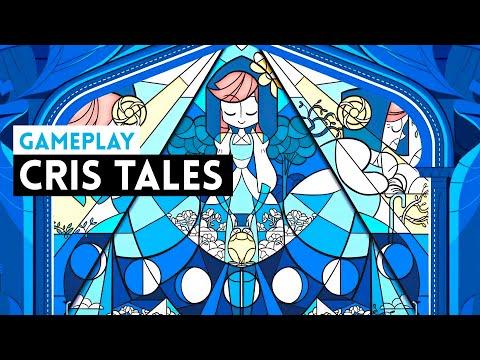 Gameplay de Cris Tales