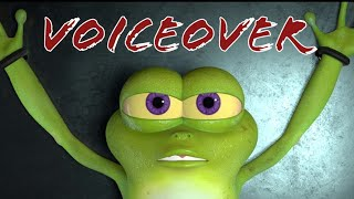 Don't Croak VOICEOVER