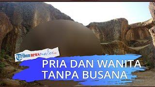 Foto 2 Pria dan Satu Wanita Tanpa Busana di Lokasi Wisata Tebing Koja Tangerang Viral di Twitter