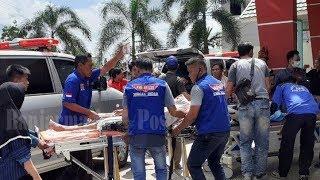 Keracunan Makanan, Puluhan Warga Desa Narahan Kabupaten Kapuas Dilarikan ke Rumah Sakit