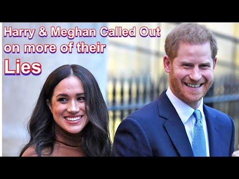 Palace Rebutts More of Meg's Lies