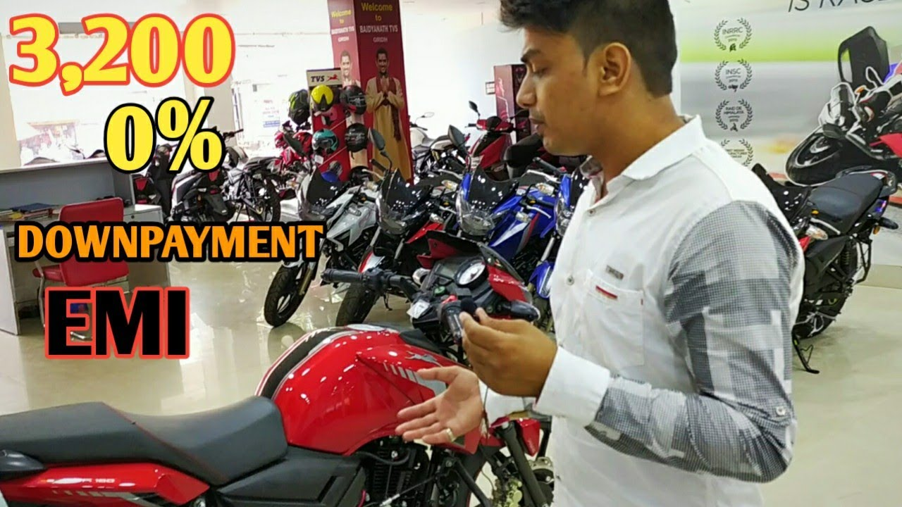 2020 TVS Apache RTR 160 2V BS6 On Roadway Rate And Financing Process Information|| 160 2v BS6 Financing thumbnail