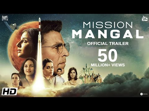 Mission Mangal trailer starrer akshay kumar
