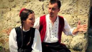 """ZORAN BEGIĆ   """"Hajde Mala široko Nam Polje"""" (OFFICIAL VIDEO HD 2015)"""