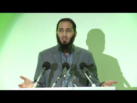 Anatolia Motivation Conference: Shaykh Daood Butt (Uthman ibn Affan RAA)