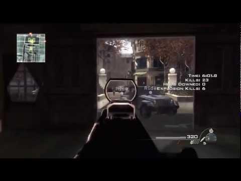 Call of Duty Modern Warfare 3 - Spec Ops wNova  SSoH