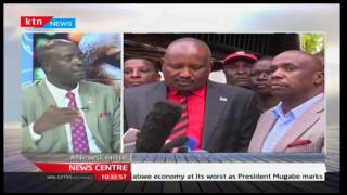 News Centre: KANU declares support for President Uhuru's second term