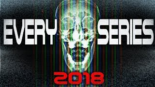 EVERY Series of 2018 [COMPILATION CHALLENGE] | CreepyPasta Storytime