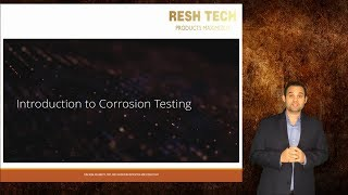 Introduction to Corrosion Testing