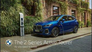 [오피셜] The all-new BMW 2 Series Active Tourer
