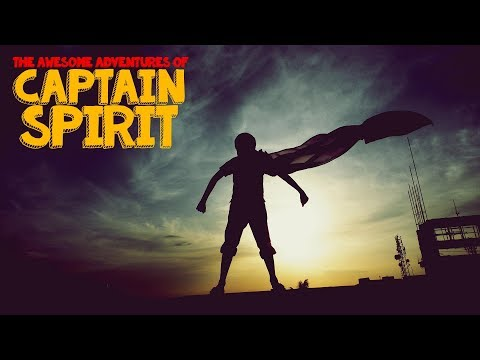 The Awesome Adventures of Captain Spirit | CZ Titulky | Celý Gameplay | 1080p60