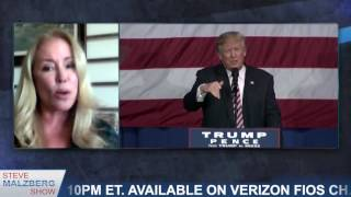 "Malzberg | ""Conservative Christian"" Donna Rice: Only One Choice For President: Trump"